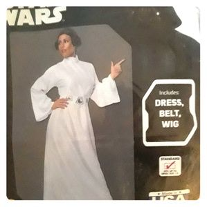 Leia Costume Size L